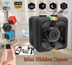 motiondetection, Mini, Remote, camcordercamera