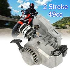 engine, Mini, enginemotor, motorbike