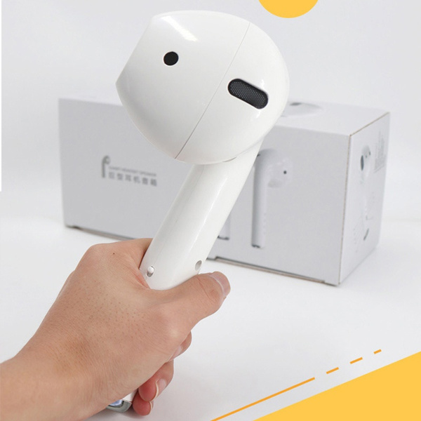 Oversized Giant Bluetooth Headset Speaker Airpodss Bluetooth Audio Model Creative Gift Hunting Gift Hot Net Red Speaker Wish