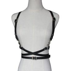 Goth, Fashion, Waist, bondage