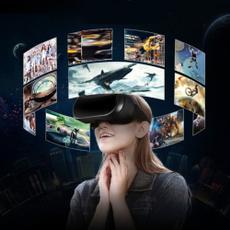 Smartphones, Movie, Glasses, 3D