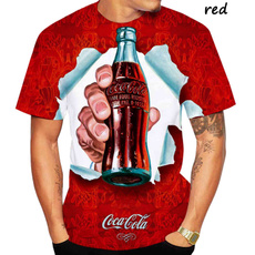 Coca Cola, Summer, Fashion, Shirt