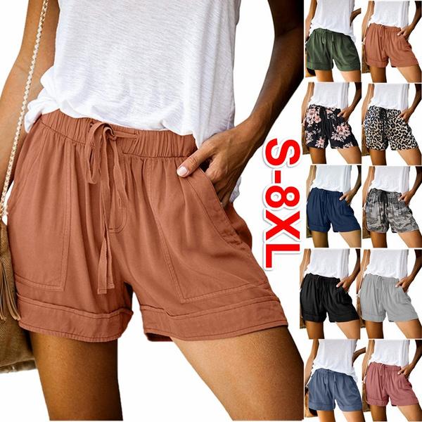 Women Pants, Summer, Plus Size, Casual pants