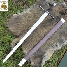 Steel, medievalsword, Cosplay, battlereadysword