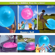 Outdoor, bubble, stretch, playtoy