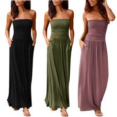 off shoulder, Holiday, Fashion, Dresses