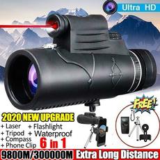 Outdoor, Laser, Telescope, Hiking