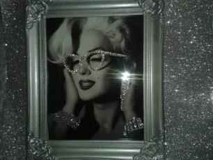 art, Wall Art, Jewelry, Glitter