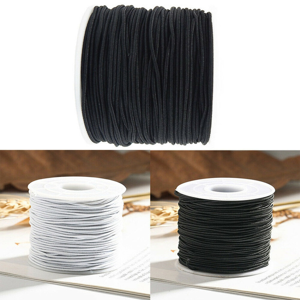 Waistband Headband Stretchy Threads Elastic Cords Elastic Rope~~
