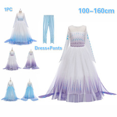 elsa dress, Cosplay, Princess, Cosplay Costume