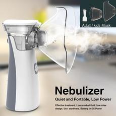 Mini, inhalersnebulizer, nebulizermachine, nebulizeraccessary