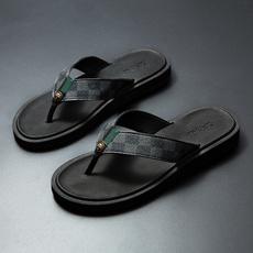 Summer, Flip Flops, Classics, Handmade