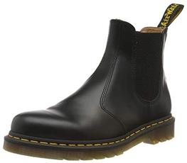 leather, Boots, Chelsea, drmartens2976leatherchelseabootformenandwomen