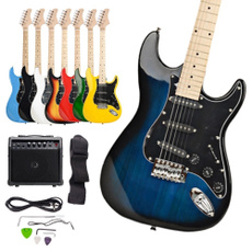 Musical Instruments, Electric, guitarforbeginner, electricguitarset