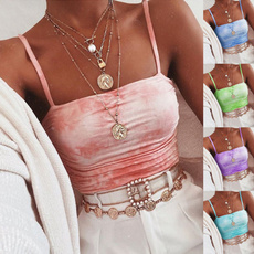 Summer, Fashion, Tank, Tops