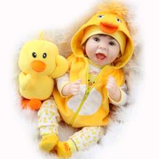 fullbodybabydoll, rebornnewbornbabydoll, doll, Yellow