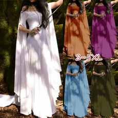 gowns, Irish, Cosplay, Medieval