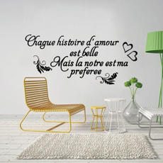 francaisquotedecal, Decor, Wall Design Stickers, Stickers