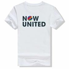 moletomnowunited, white shirt, Shirt, nowunitedbanda