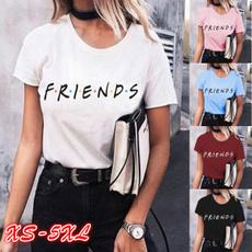 Summer, Plus Size, print shirt, Plus size top