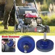 bladesharpener, lawnmower, Blade, Garden