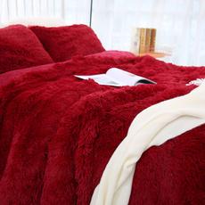 velvet, Winter, Bedding, fur