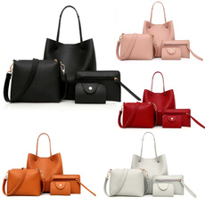 Shoulder Bags, Totes, PU, leather