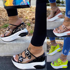 casual shoes, Summer, Flip Flops, Fashion