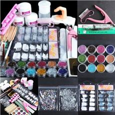 Nails, nail tips, Beauty, nailglitterpowder