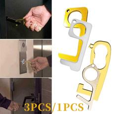 Brass, canif, Key Chain, Keys