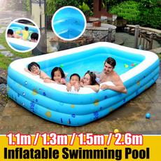 adultbathtub, water, Family, inflatableswimmingpool