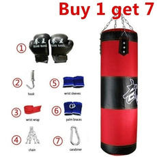 Training, sandbag, Fitness, punchingbag