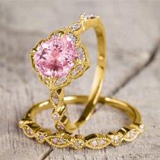 pink, DIAMOND, Natural, Jewelry