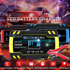 Battery Charger, touchswitch, fastbatterycharger, automotivetoolssupplie