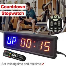 countdown, athomefitnes, led, Fitness