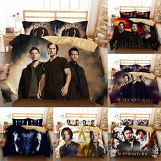 TV, supernaturalpillowcase, Bedding, Cover