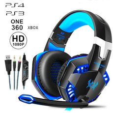 Headset, Video Games, noiseisolation, Bass