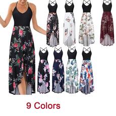 Swing dress, Fashion, Waist, Summer