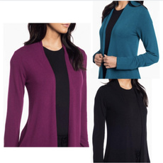 Ladies, cardigan, Sleeve, Long Sleeve