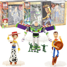 Box, jessie, Toy, figure