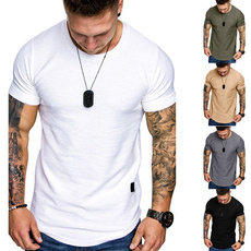 Summer, Fashion, Cotton T Shirt, Mens T Shirt