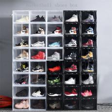Box, Plastic, Sneakers, shoesboxcase