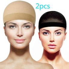 wig, Cap, Lace, Elastic