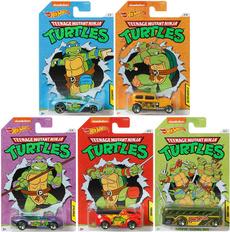Turtle, Wheels, teenage, mutant