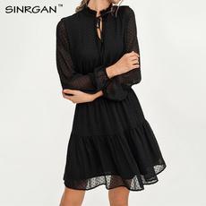 Mini, womens dresses, Lace, Summer