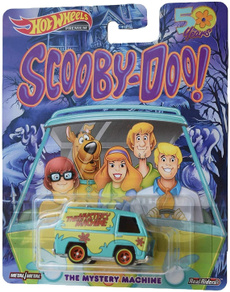 mystery, Wheels, doo, scooby