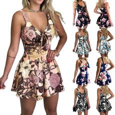Shorts, Dress, beach dress, Rompers