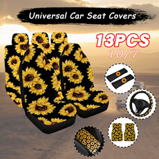 carseatcover, Fashion, Sunflowers, Cover