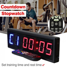 Home & Kitchen, athomefitnes, ledstopwatch, Fitness
