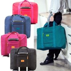 Capacity, Luggage, Travel, Waterproof